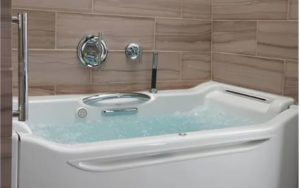 hydrotherapy tub jets